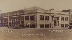 Old Seward Carnegie Library